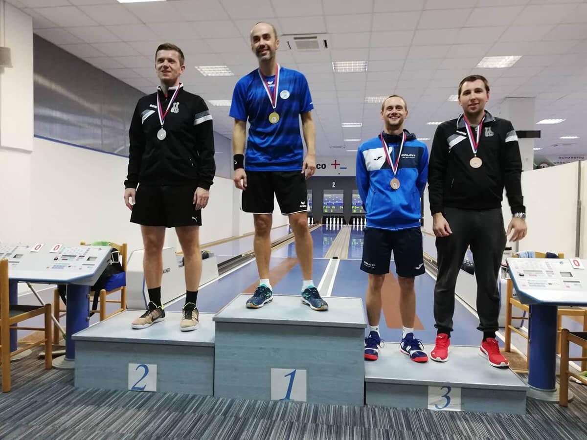 Lepej in Bajrić do medalje v sprintu