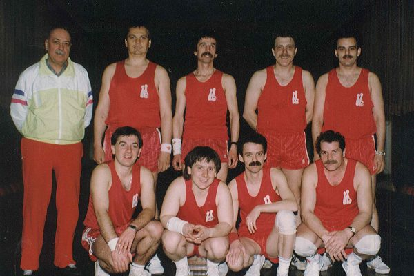 Moška ekipa