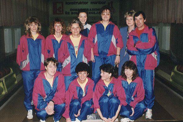 Ženska ekipa